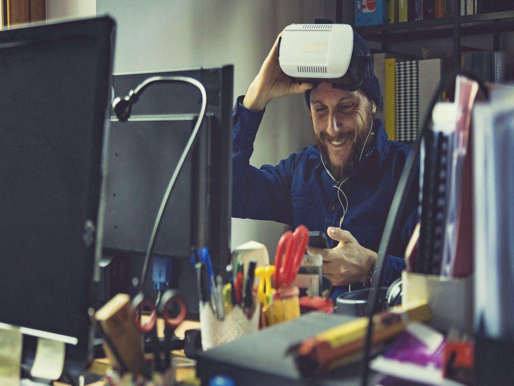 AR/VR Réalité Augmentée et Réalité Virtuelle